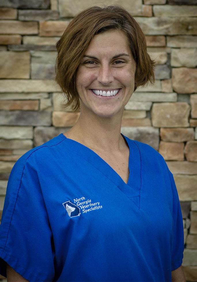 Heather Huitron | North Georgia Veterinary Specialists ...